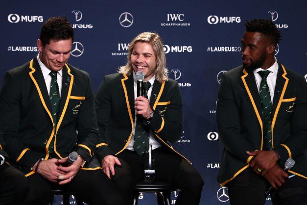 Faf and Boks laughed at 'drop en skop' tag at World Cup