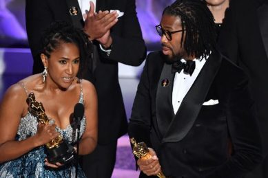 """Hair love"" short film gets major love at Oscars 2020"
