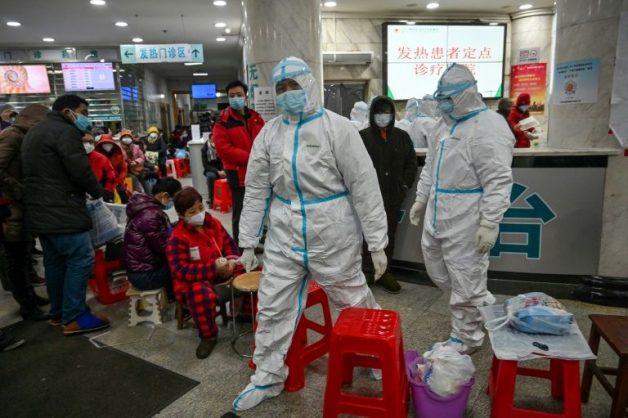 Two Hubei health officials firedas coronavirus crisis deepens
