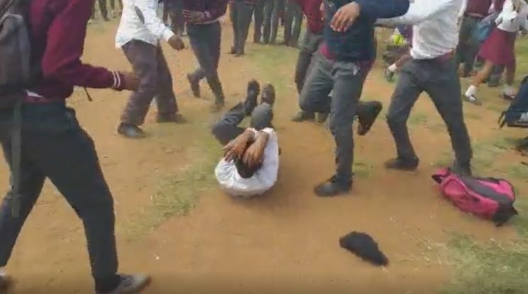 Randfontein pupil savagely beaten up in latest bullying incident