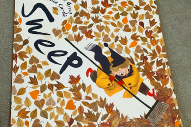KIDS BOOKS REVIEW: Sweep by Louise Greig and Julia Sarda