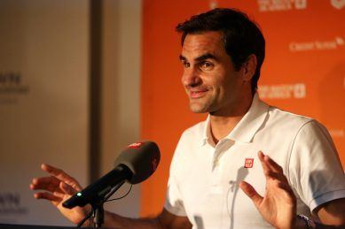 Federer: Only Rafa could make this event truly special