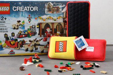 LEGO finally created anti-LEGO slippers