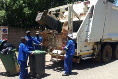 Pensioner warns of garbage bin overcharge in Ekurhuleni