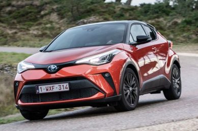 Gazoo Racing Toyota C-HR on course for 2023 reveal