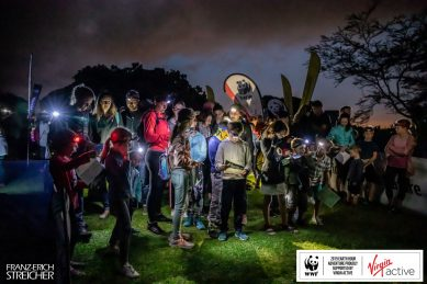Join an Earth Hour Adventure dash in Joburg and Cape Town