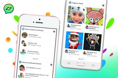 Facebook updates Messenger Kids to give parents even more control
