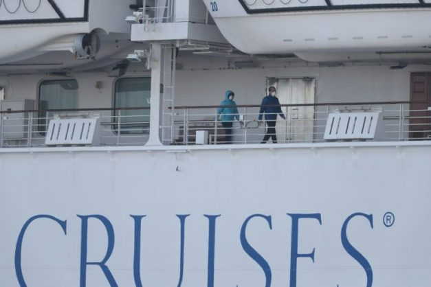 Two South Africans from cruise ship in Japan test positive for coronavirus