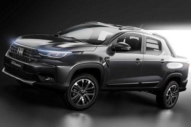 Fiat Strada revealed as mini Toro in new teaser