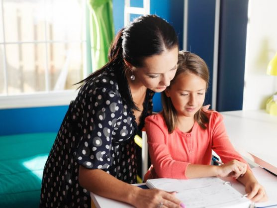 4 ways to help your kids with homework (without doing it for them)