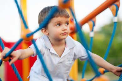 How do I know if my child is developing normally?