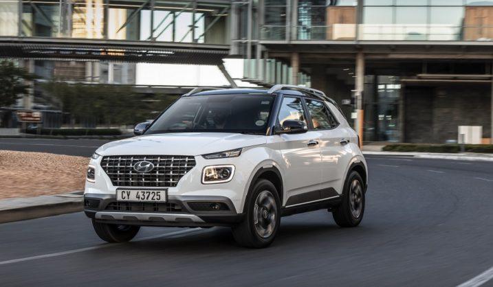 Hyundai takes the small SUV to a new Venue