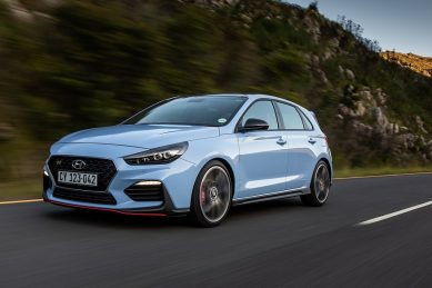 Scorching Hyundai i30 N (finally) races into South Africa