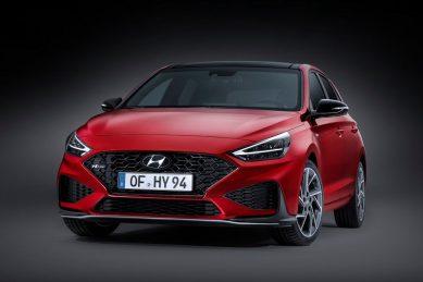 Sporty new N Line headlines refreshed Hyundai i30