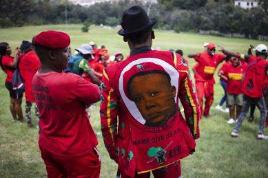 EFF threatens to enforce Covid-19 shutdown of businesses, including SAB
