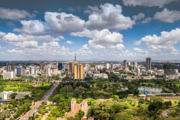Nairobi: Kenya's Green City in the sun