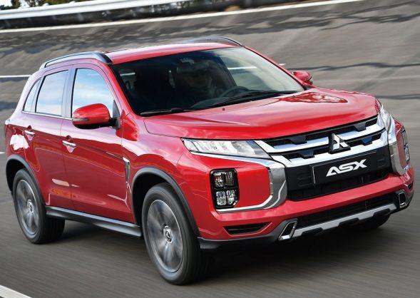 Mitsubishi's new model 2020 assault revealed