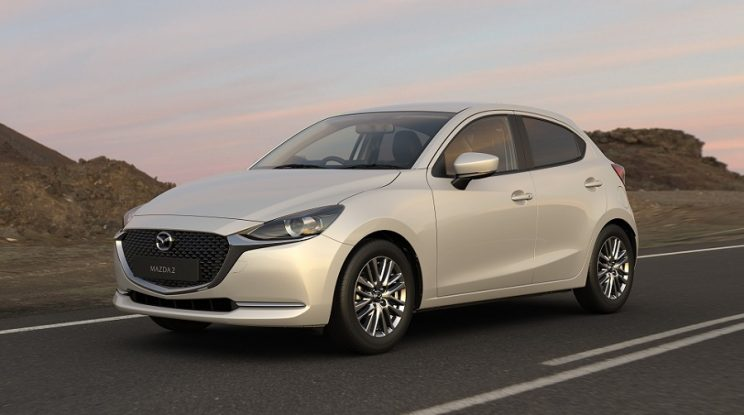 Mazda3 inspired all-new 2 set to touch down in 2021