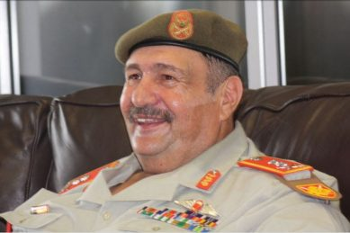 Major-General 'Mannetjies' MJ De Goede – leader with faith in the forces
