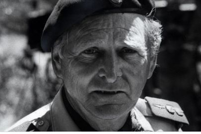Mercenary 'Mad Mike' Hoare dies aged 100 in South Africa