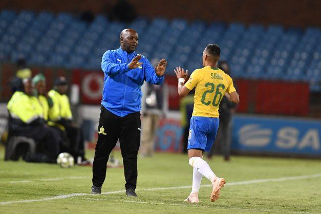 Pitso keen to see Sirino at Bafana