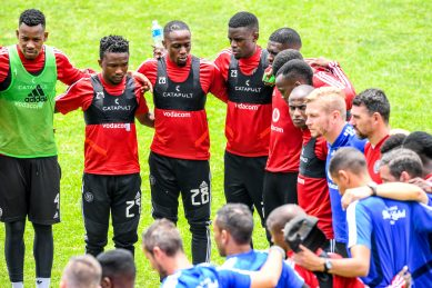 Orlando Pirates player exodus expected this week
