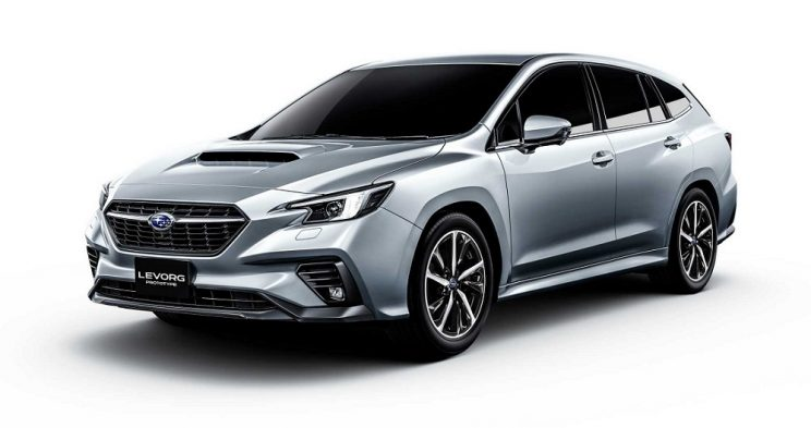 Subaru gearing up for all-new Levorg in October