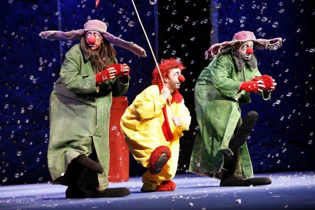 'Slava's Snow Show' storms back into SA