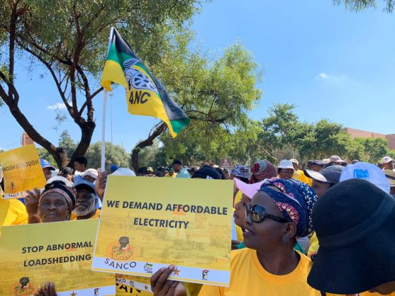 Soweto threatens govt with 'anti-apartheid struggle methods' over power cuts