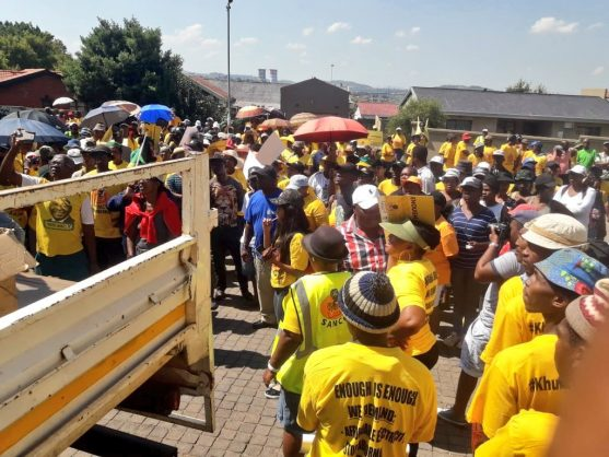 No power for six weeks for Soweto residents