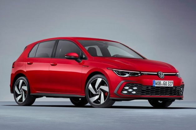 They are out: Volkswagen reveals all-new Golf GTI, GTD and GTE