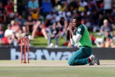 Ngidi praises everyone but himself for Proteas series win