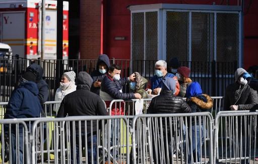US emerges as virus hotspot as infections, unemployment soar