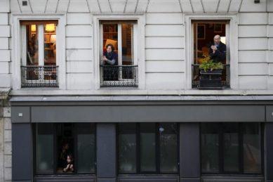 A Paris mortuary overwhelmed by coronavirus victims