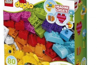 Parenty recommends: LEGO Classic Bricks and DUPLO® Imagine & Create set