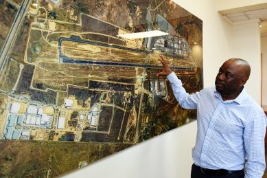 Ramaphosa's 'smart city' at Lanseria gets a thumbs-up
