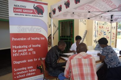 PICS: Villagers join in World Hearing Day celebrations