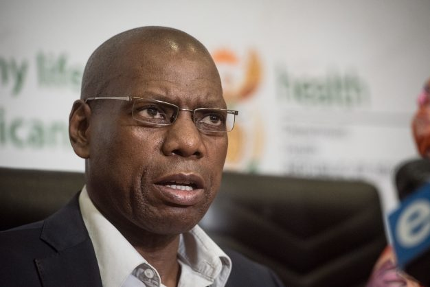 Mkhize says Covid-19 infections rise to 2,506, with seven more deaths