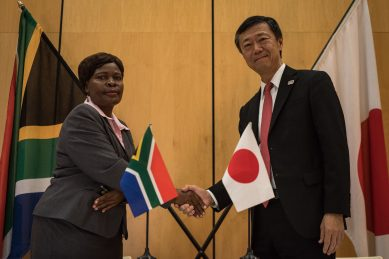 Japan embassy boosts nationwide projects for women, disabled