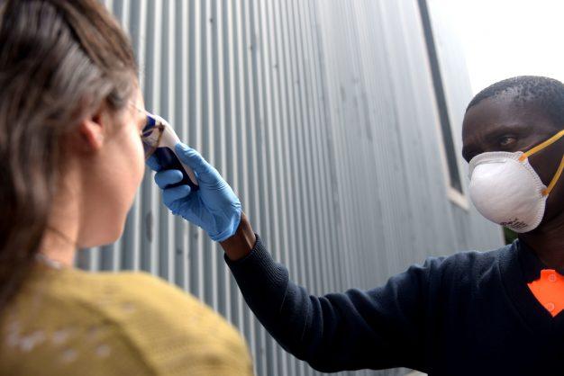 Ramaphosa announces Increased screening, testing during coronavirus lockdown