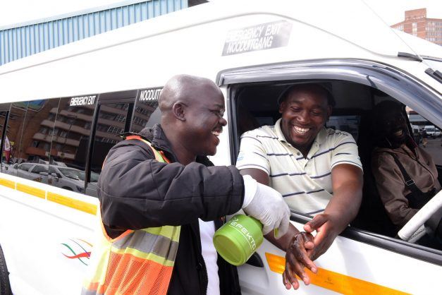 City of Joburg rolls out virus protection measures