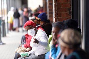 Social grants long queues spreading Covid-19, warn health officials