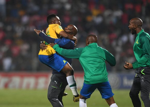 WATCH: Sundowns 'park the bus' against Highlands, Wits annihilate Kings