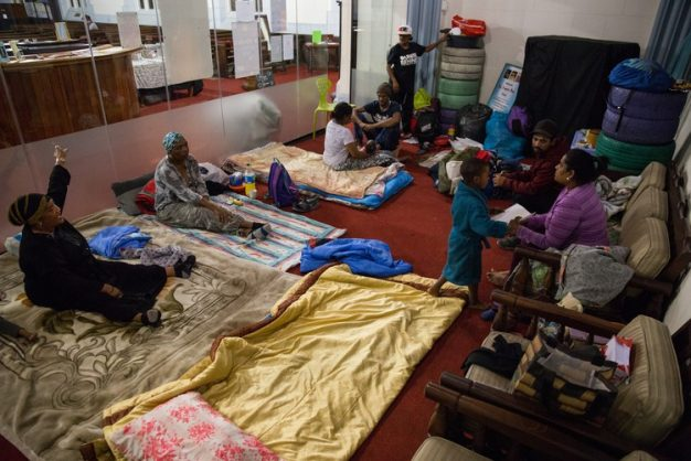 'We have to stay open': Shelters prepare for Covid-19