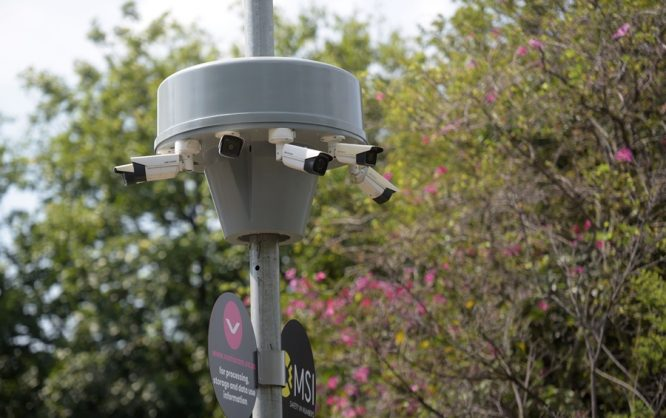 CCTV pics can land in wrong hands