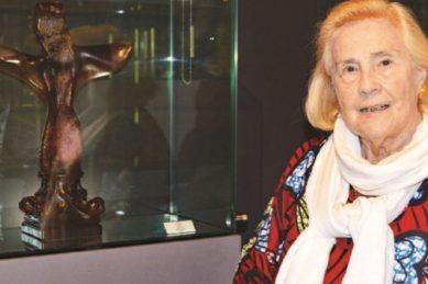 May de Lencquesaing: vintner became glass collector extraordinaire