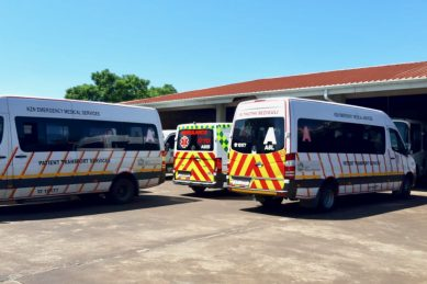 Covid-19: Emergency workers refuse to attend to patient until they get proper equipment