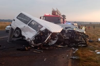 Golden Highway taxi crash death toll rises to 12