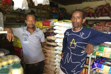 Ethiopian shop owners in Diepsloot say police are stealing their goods and cash during raids