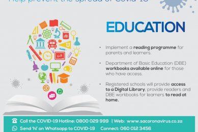 Gauteng government launches free study materials online platform